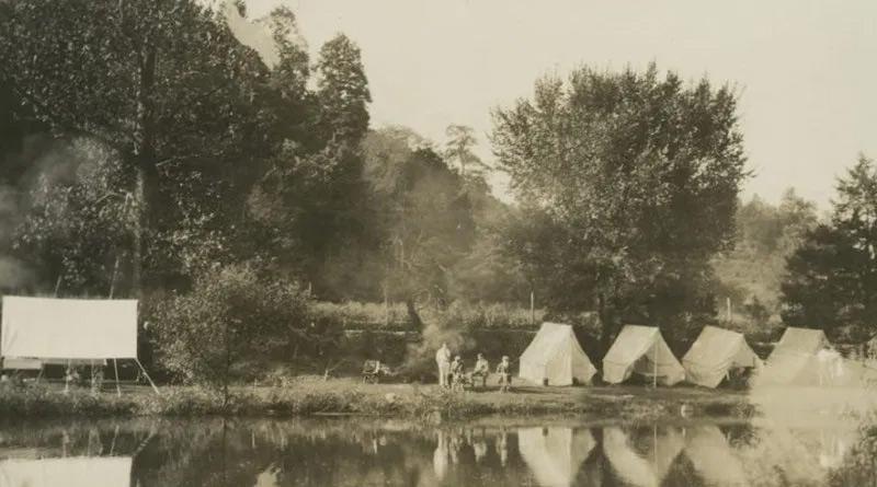 Industry 'Vagabonds' camped in Virginia