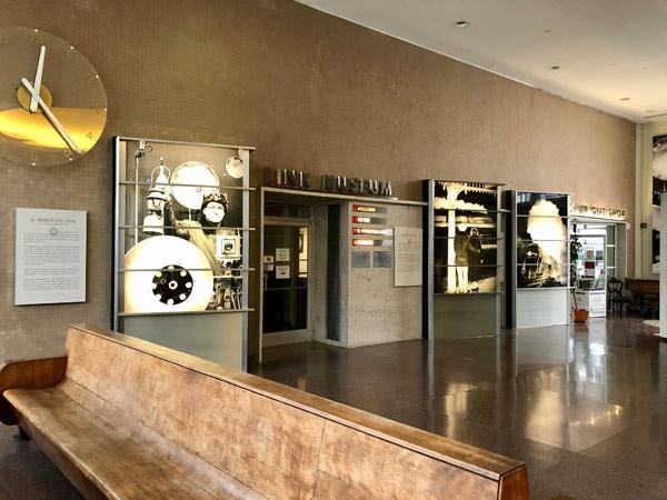 O. Winston Link Museum Space Rental